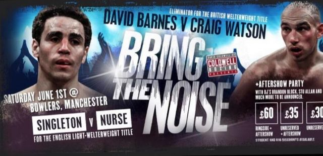 Preview: Bring the Noise Boxing Event & Exclusive Afterparty