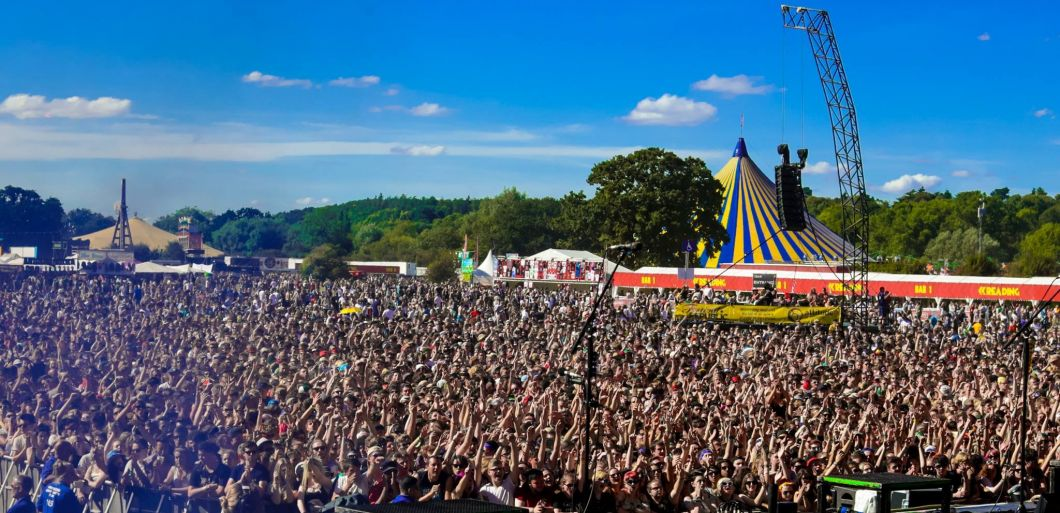 Leeds and Reading Festival 2018 Virgin's Guide