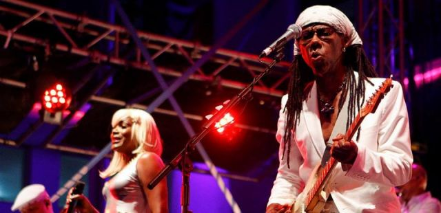 Chic feat. Nile Rogers @ Ibiza Rocks 4th September - Review