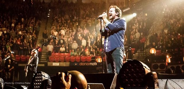 Pearl Jam Tickets on Sale Friday 20th Dec 9am