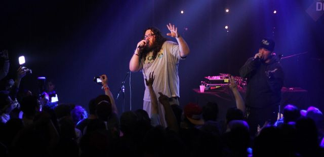 Jonwayne to hit the UK