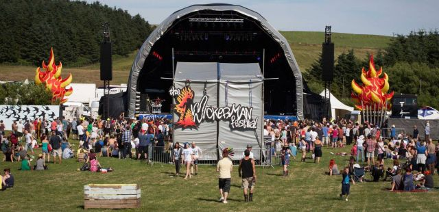 Wickerman celebrates Year of Homecoming with New Festival Features