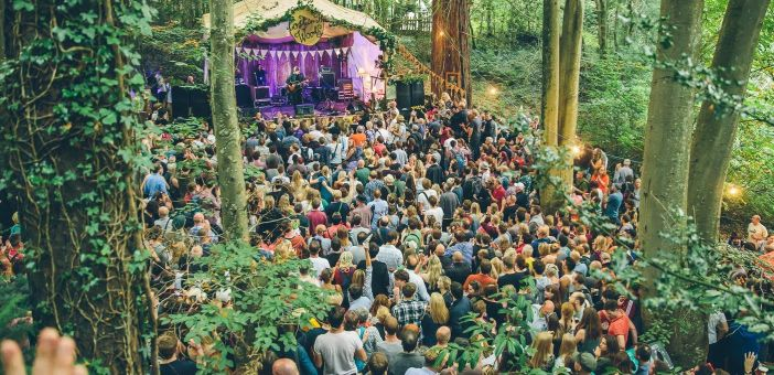 Virgin's Guide: Festival Number 6