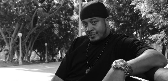 Chali 2na of Jurassic Five UK Tour