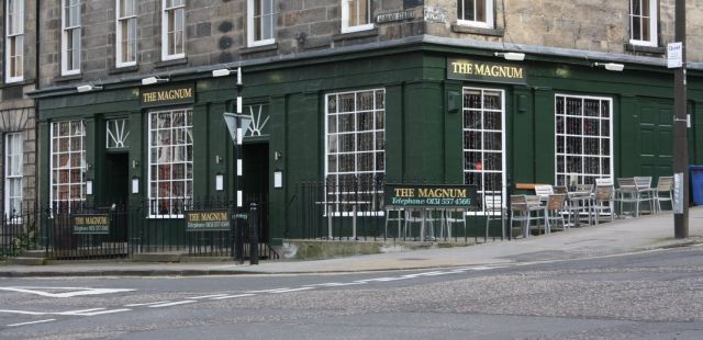 Food Review: Magnum Restaurant, Edinburgh