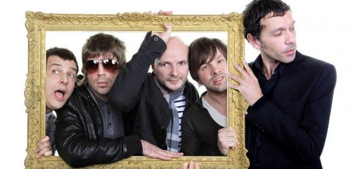 Shed Seven UK tour with special guests Inspiral Carpets