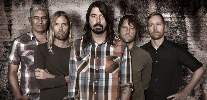 Foo Fighters will play three UK shows in September