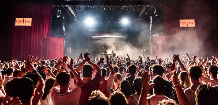 Sónar Barcelona unveil first wave of acts for 2016