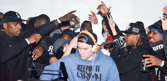 The A-Z of grime with Logan Sama