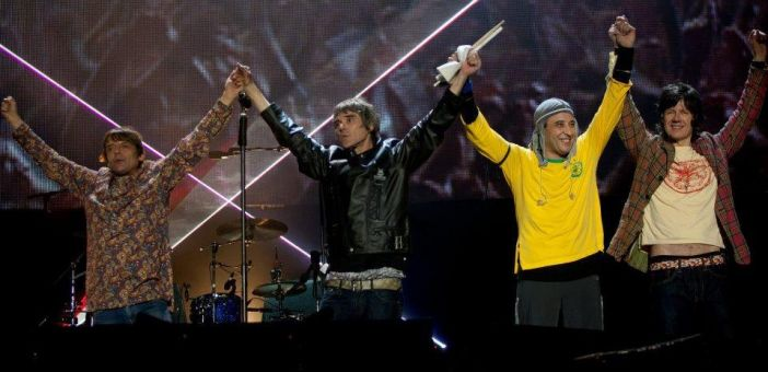 Stone Roses set to release their first album for 22 years