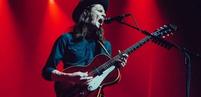 Watch James Bay perform 'Collide' on Jimmy Kimmel