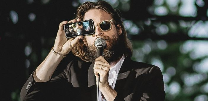 Father John Misty shares new song 'Real Love Baby'