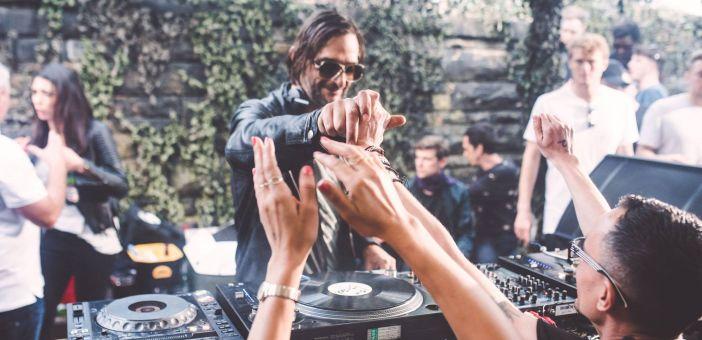 System & Set One Twenty: Terrace Party with Ricardo Villalobos review