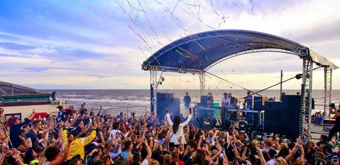 Win tickets to see MK and Basement Jaxx at Pier Jam