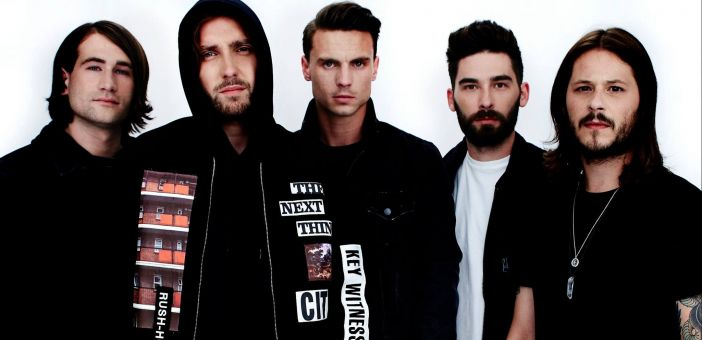 You Me At Six confirm October tour with Vant