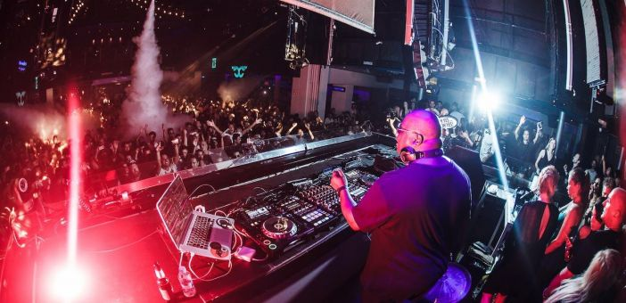 Listen to all nine hours of Carl Cox The Final Chapter from Space Ibiza