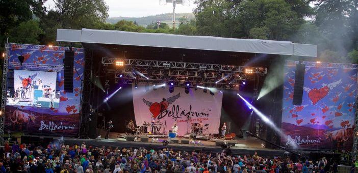 Belladrum Tartan Heart Festival 2017 tickets now on sale