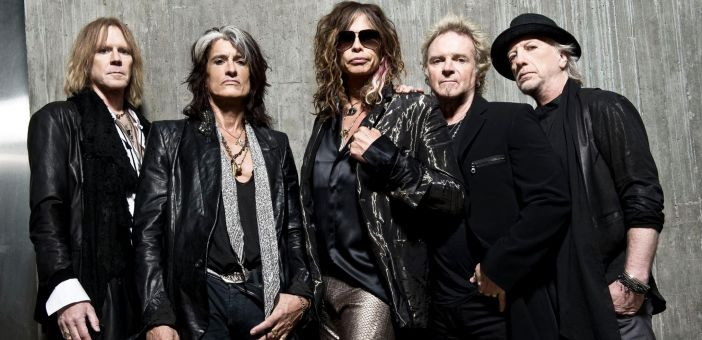 Download Festival only UK date in Aerosmith European Farewell Tour