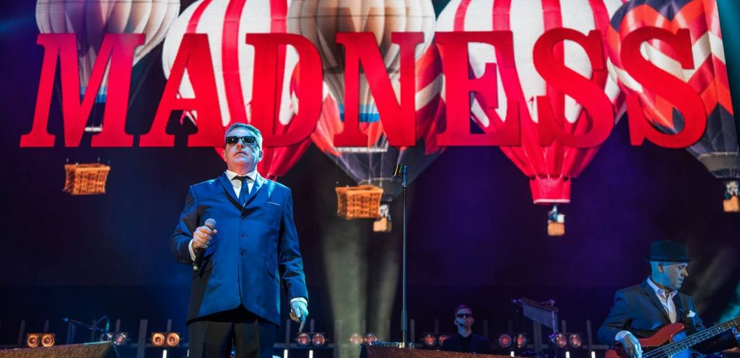 Madness head to Kent this Summer
