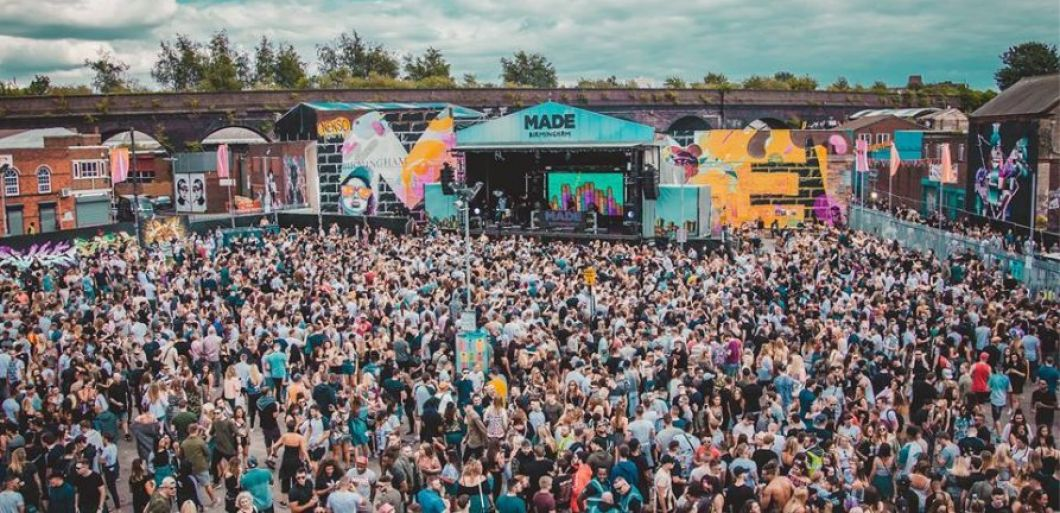 Bass music dons in line for MADE festival