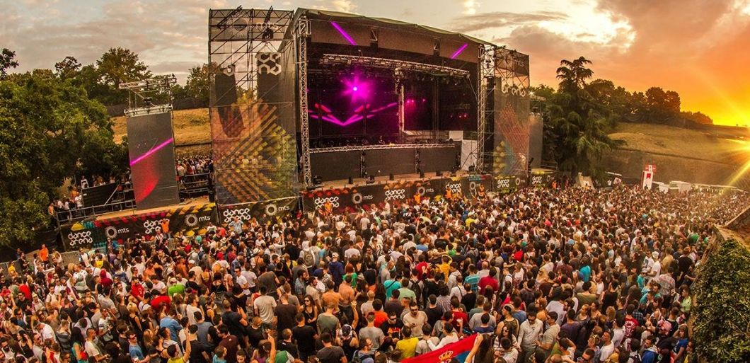 The Killers will headline EXIT Festival 2017