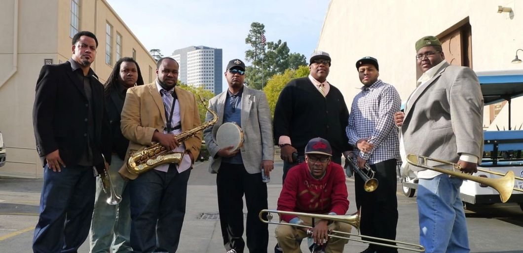 Soul Rebels Brass Band join emcee Talib Kweli for one off London gig