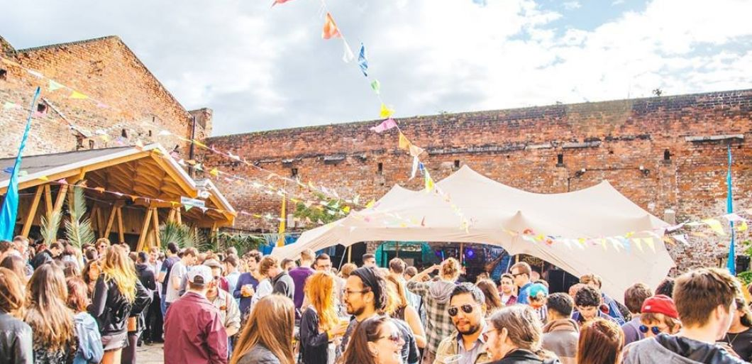 Henry Saiz returns to Liverpool for extended outdoor set
