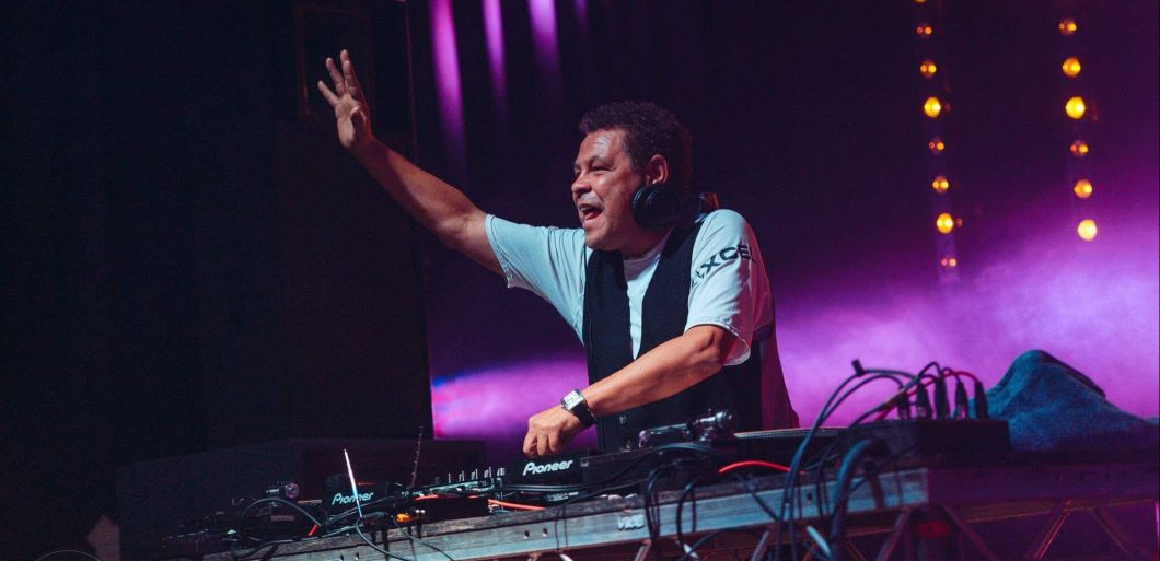 Craig Charles brings the Funk to Birmingham Hare and Hounds