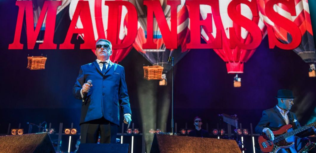 Win 2 pairs of VIP tickets for Madness in Kent