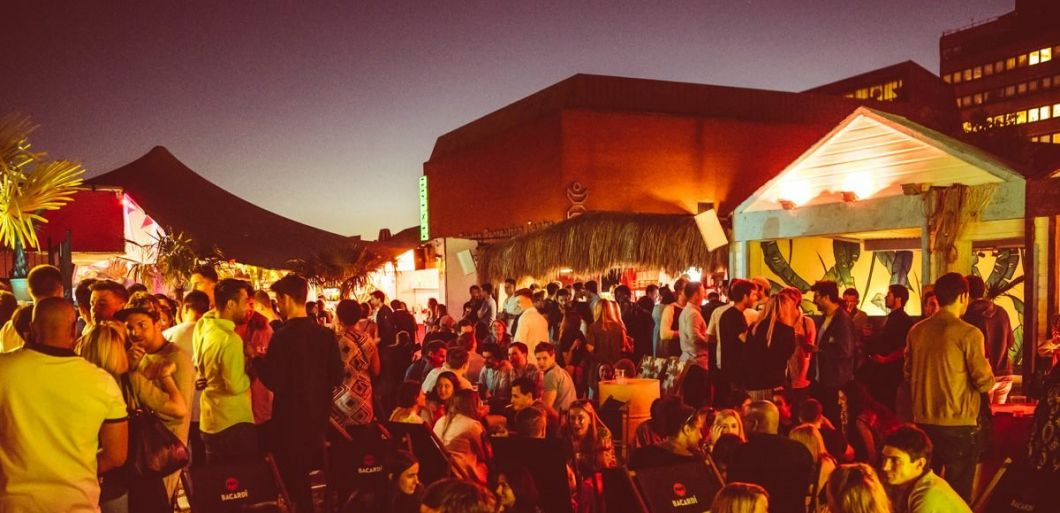 Brixton Rooftop line up summer events