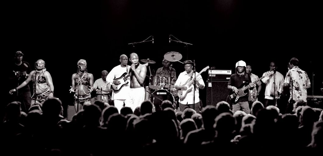 Seun Kuti brings politicised afrobeat to London this winter