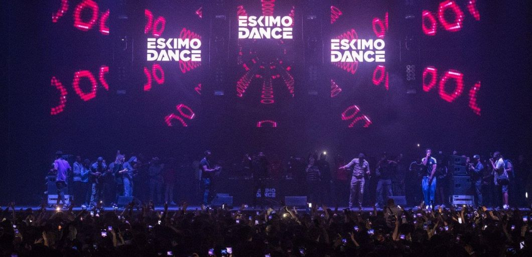 Wiley, D Double E and Kurupt FM for Eskimo Dance NYE