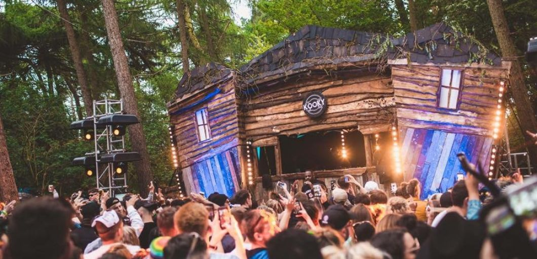 Forbidden Forest line up announced