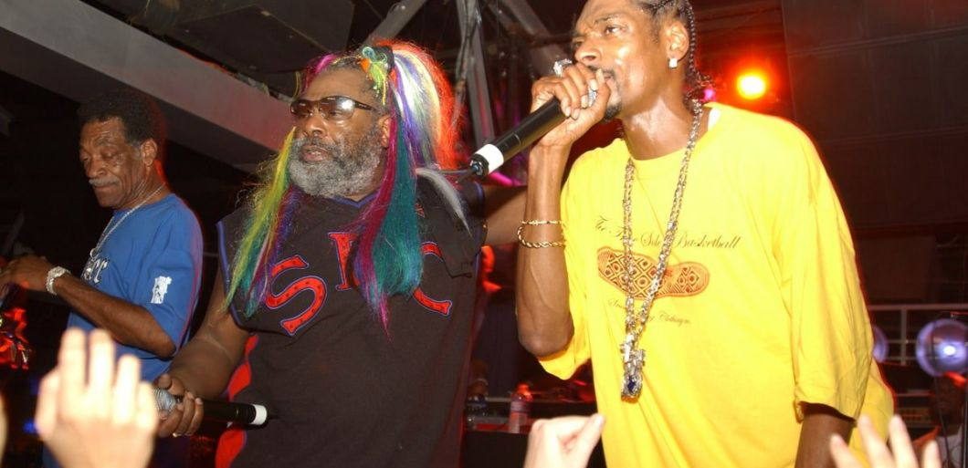 Six times George Clinton inspired hip hop gold
