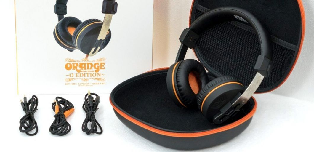 Win Orange O Edition headphones in conjunction with Learn To Play Day