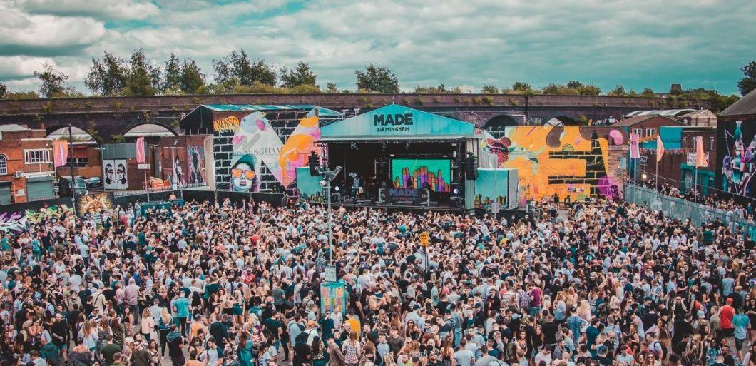 Made Festival line up announced