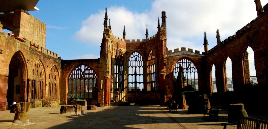 Find Gatecrasher Coventry Cathedral Ruins tickets