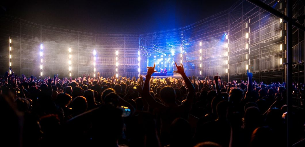 Five of the Best: Creamfields