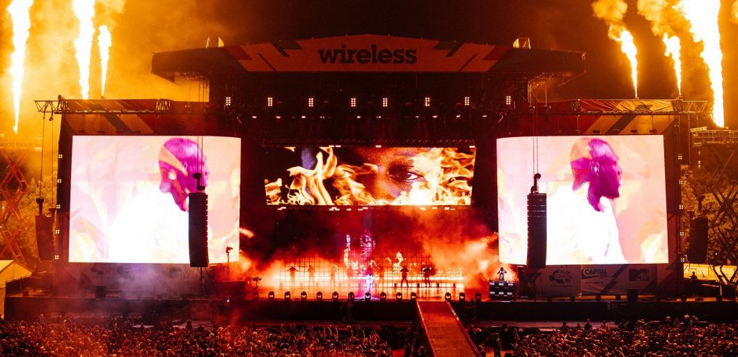 Wireless Festival review