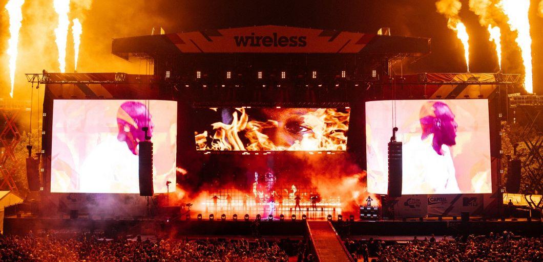 Wireless Festival review