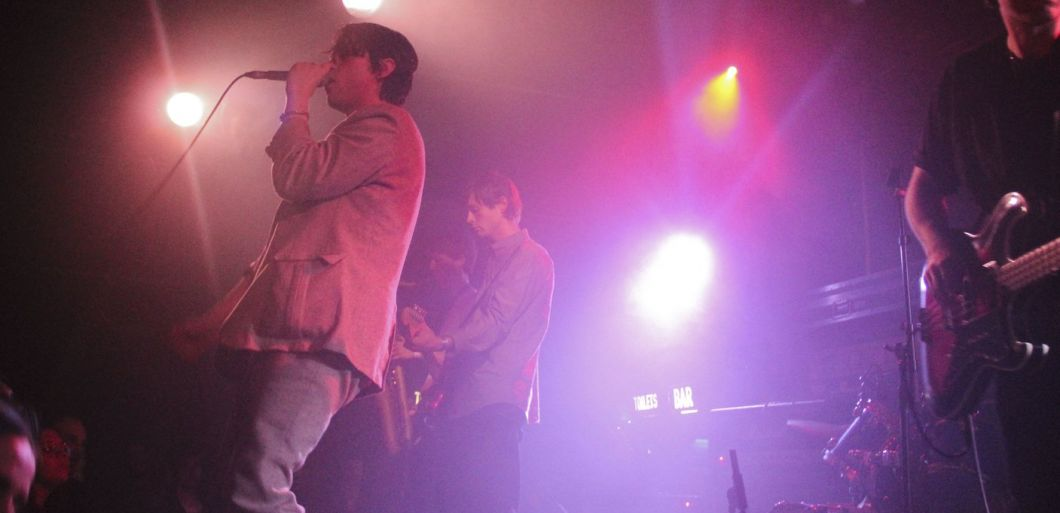 Iceage at Gorilla, Manchester review