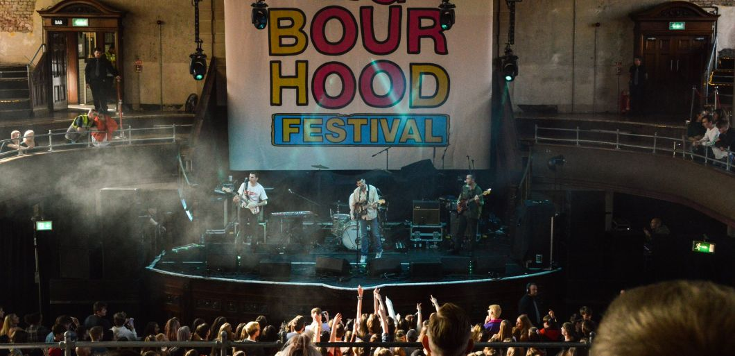 Neighbourhood Festival Manchester review