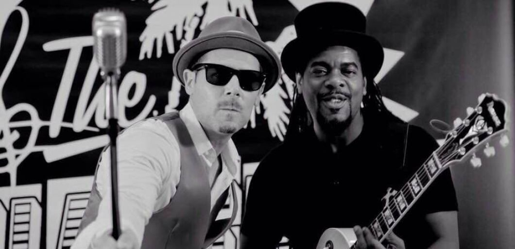 Tyber and Peter from the Dualers head across the UK in 2019