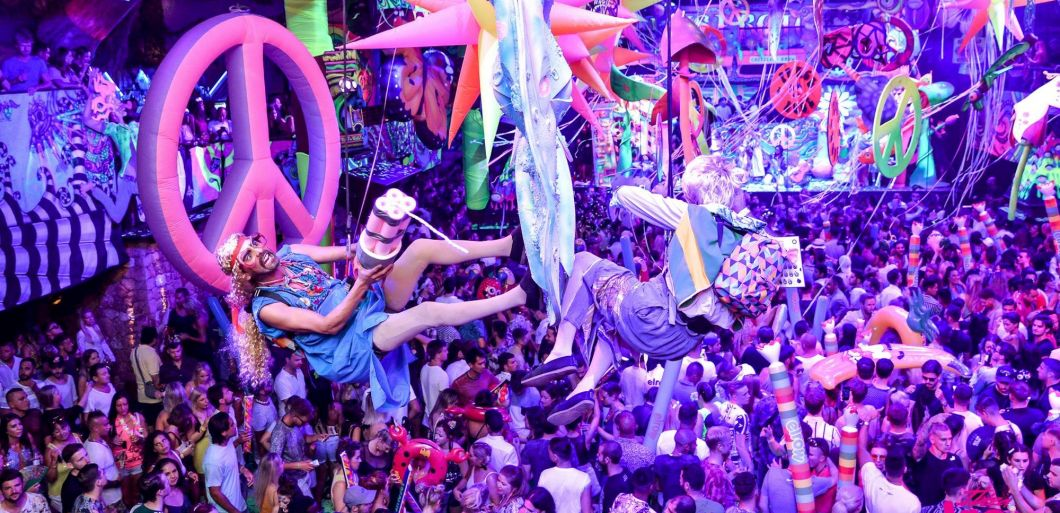 Find elrow Manchester tickets for Psychrowdelic Trip