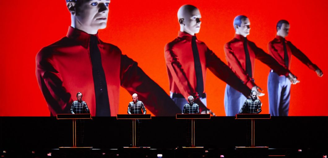 Kraftwerk announced for Bluedot Festival