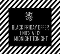 GATECRASHER THE WHITE PARTY - BLACK FRIDAY TICKET OFFER ENDS MIDNIGHT TONIGHT!