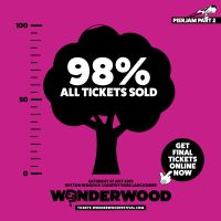 Wonderwood Release Door Allocation Tickets online after selling out!