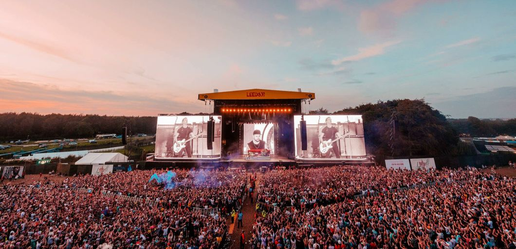 Leeds & Reading: Stormzy, Rage Against The Machine, Liam Gallagher confirmed