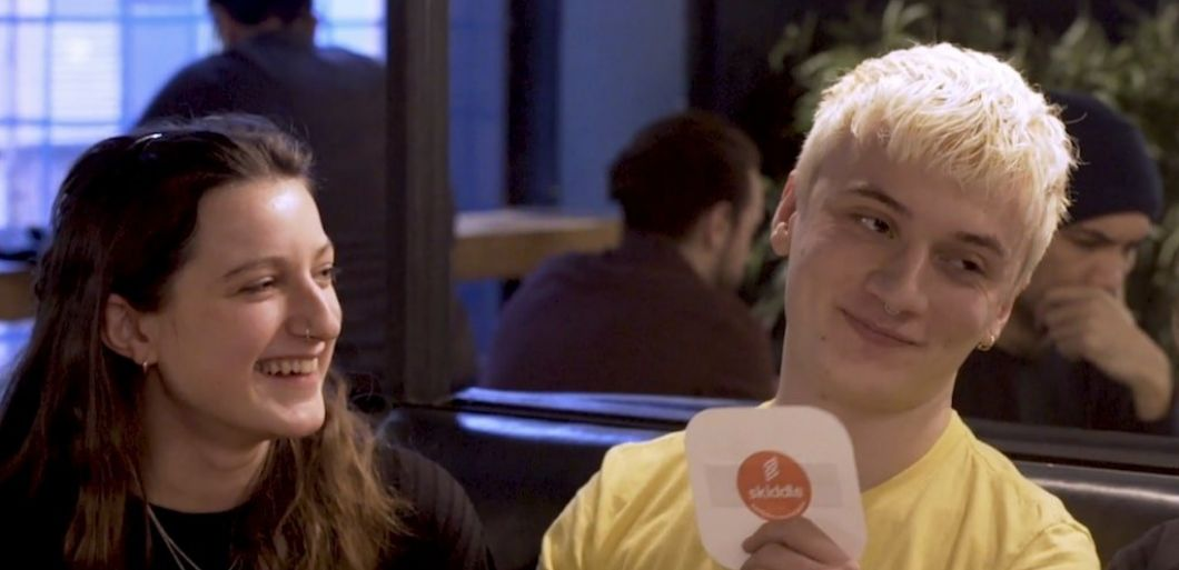 In the pub with London's new wave indie-punks, Talk Show