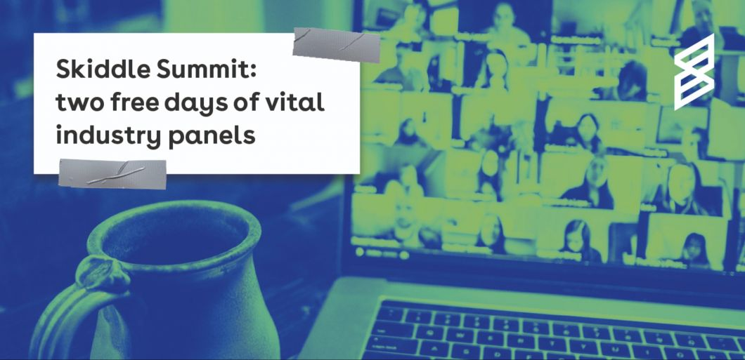 Skiddle Summit- two free days of vital industry panels